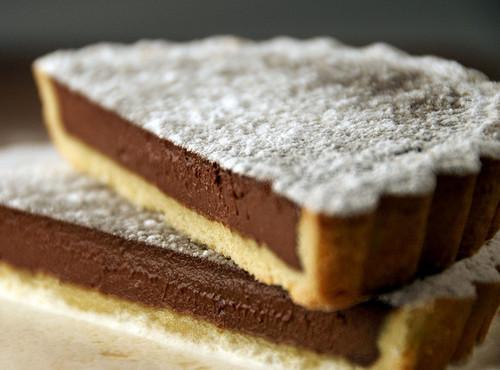 Pie, Chocolate