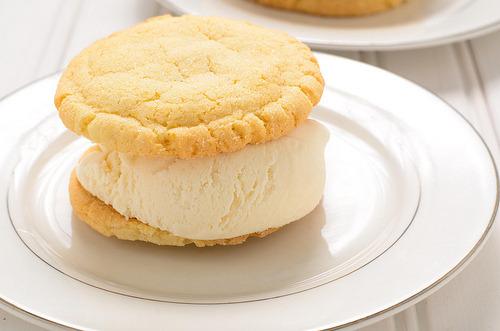 Ice-Cream, Ice-Cream Sandwich