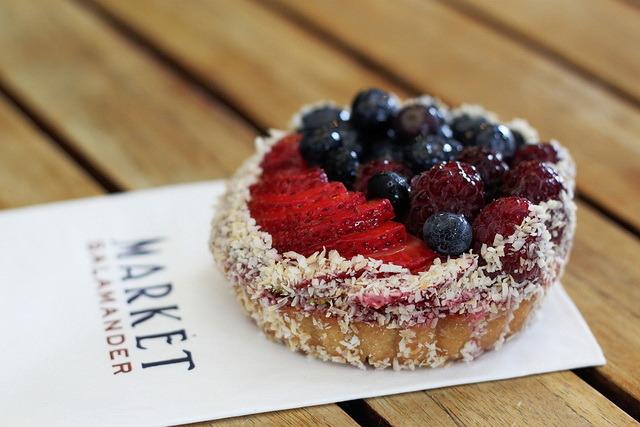 Tart, Strawberry