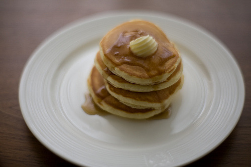 Maple Syrup, Pancake