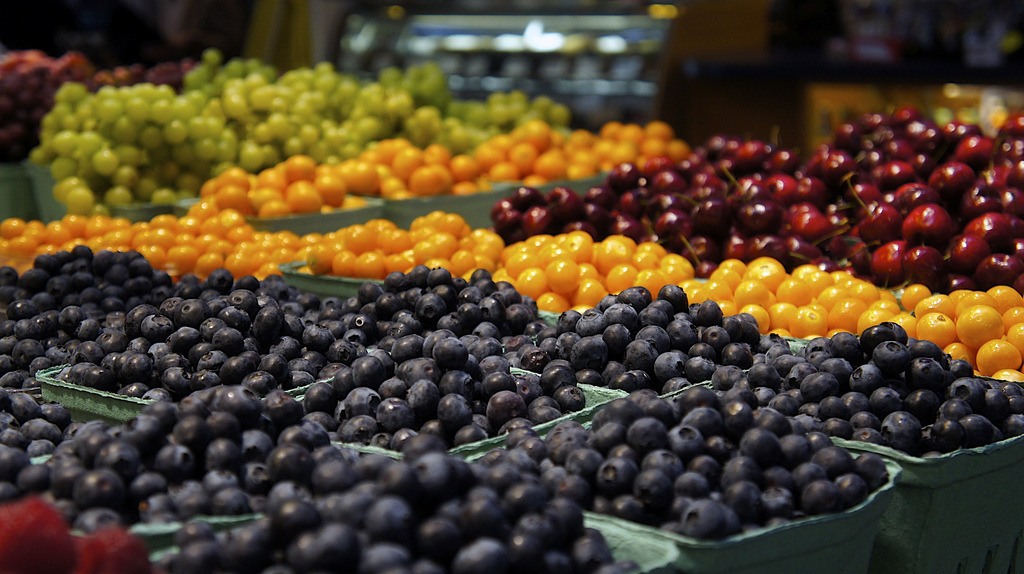 Fruit Market (by realvision)