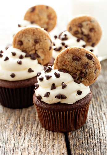 Cupcake, Chocolate&039;