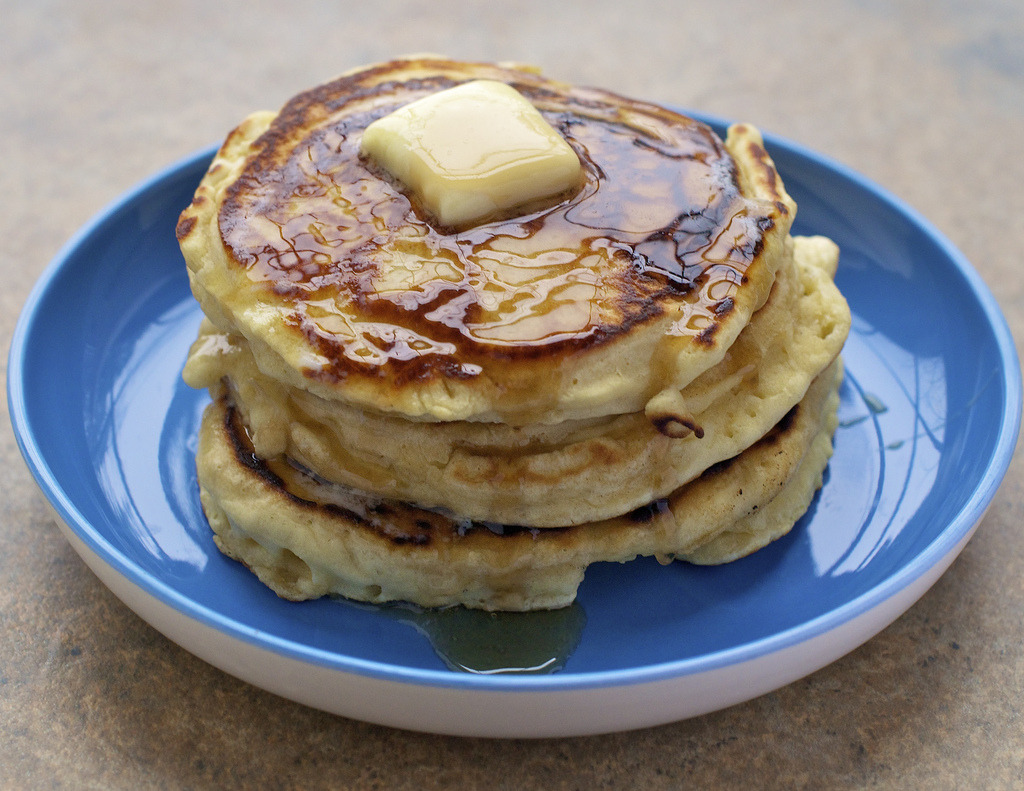 Pancakes (by Edward Sargent)