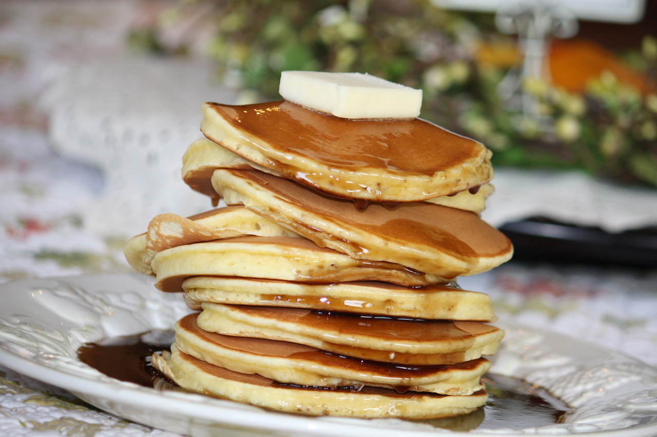 Perfect Homemade Pancakes Recipe