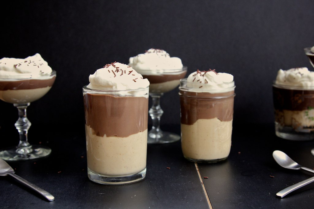 Recipe: Chocolate & Peanut Butter Pudding