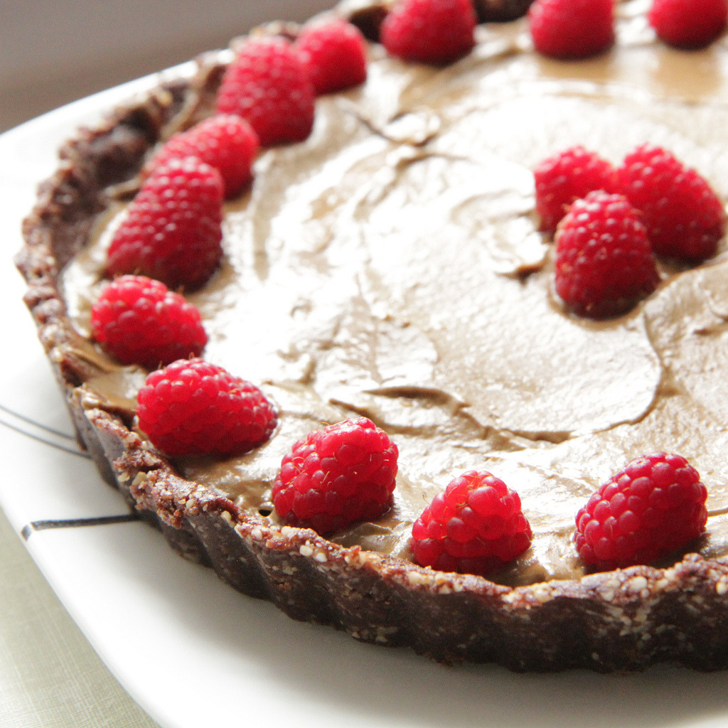 Chocolate Chocolate Tart