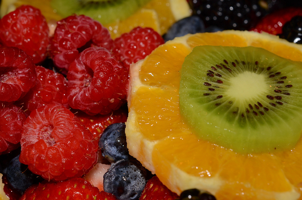 Medley of Fruits