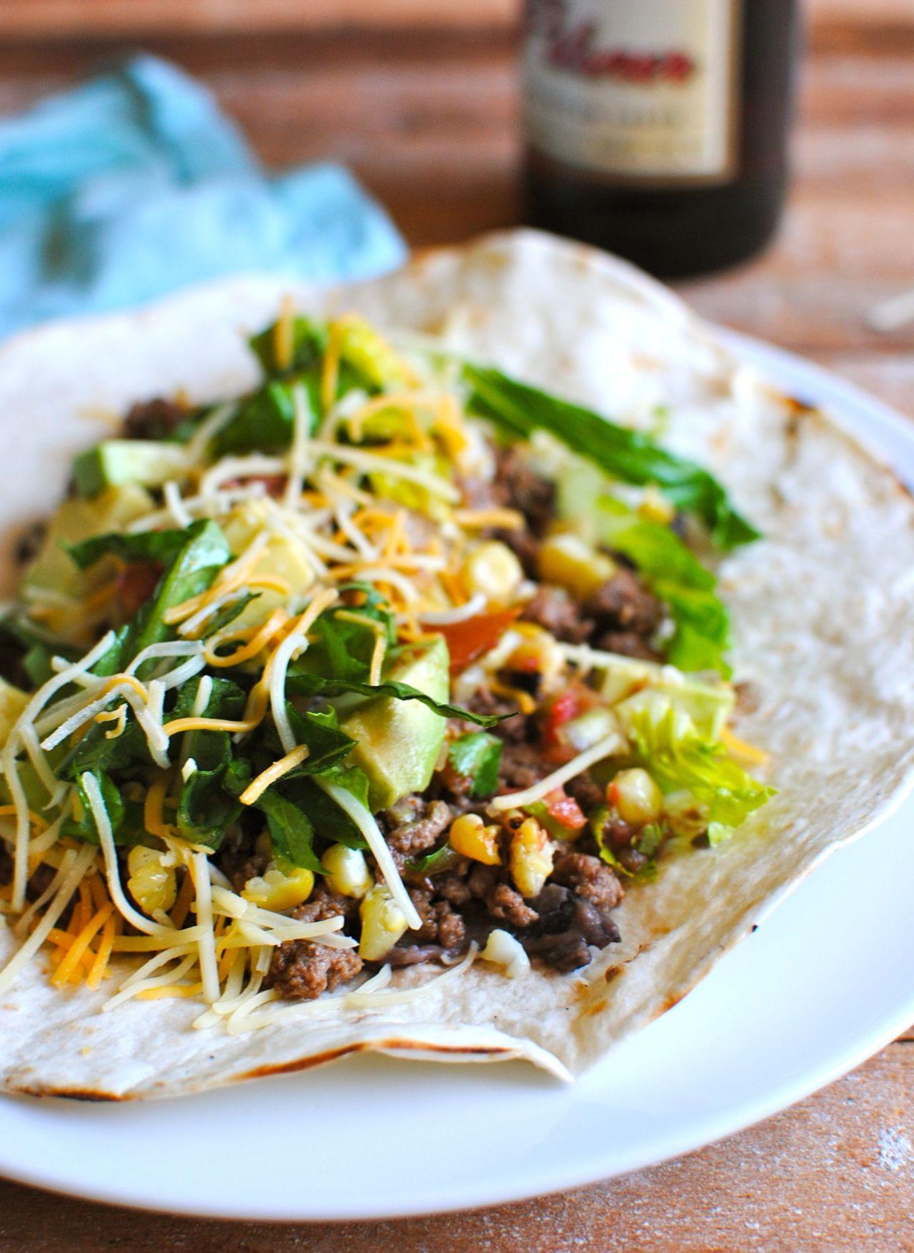 Recipe: Simple Beef Tacos