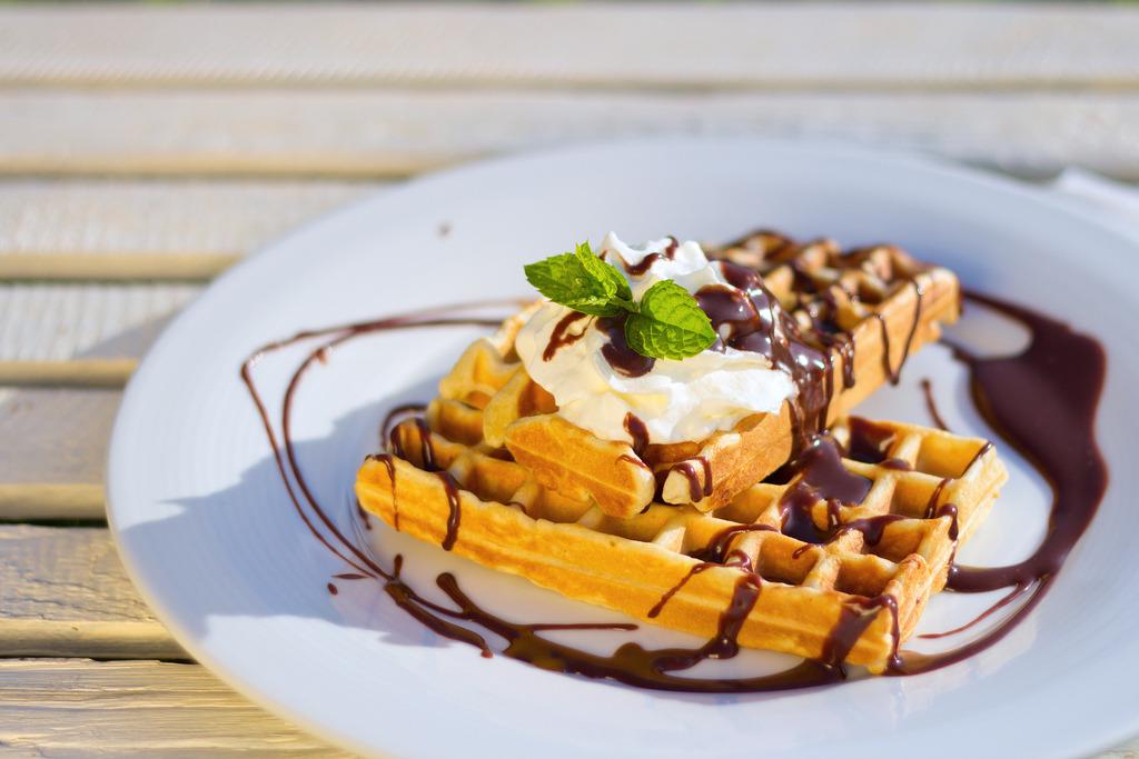 Waffles (by Veronika Janu)