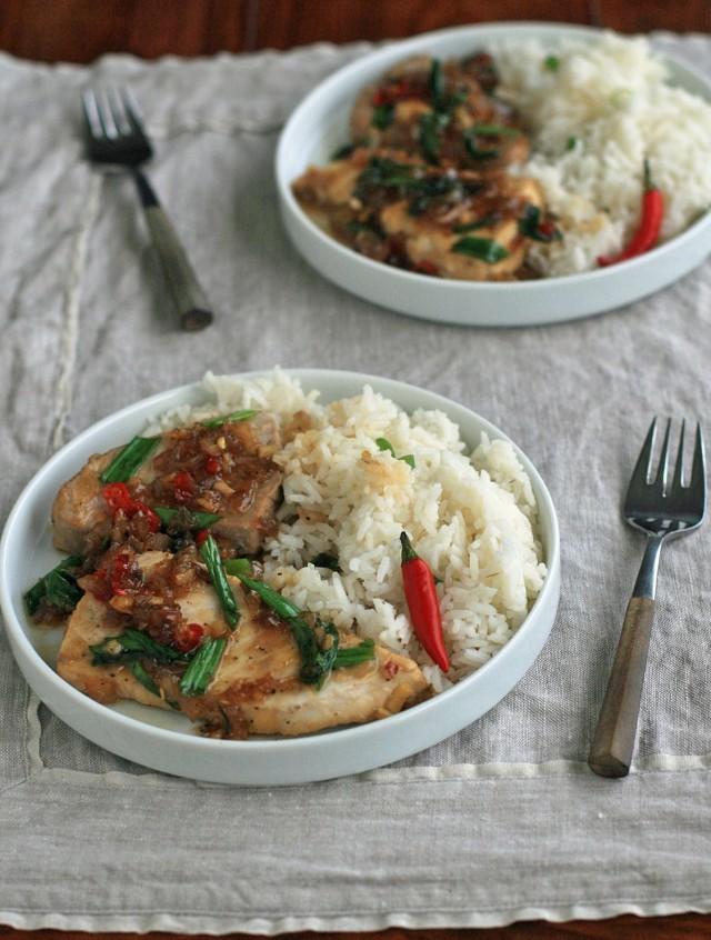 Ca Kho To- Vietnamese Caramelized Fish