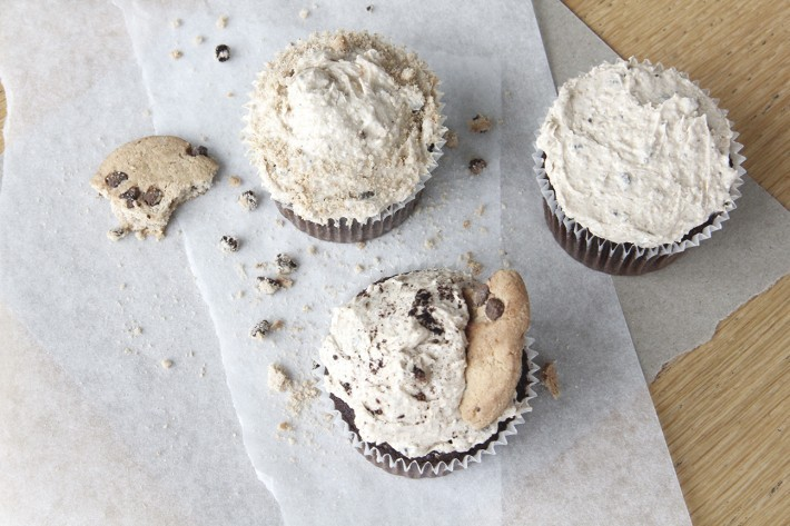 Cookie Crumble Buttercream