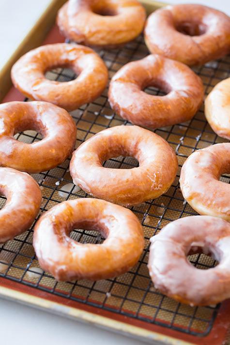 Copycat Krispy Kreme Doughnuts Cooking Classy