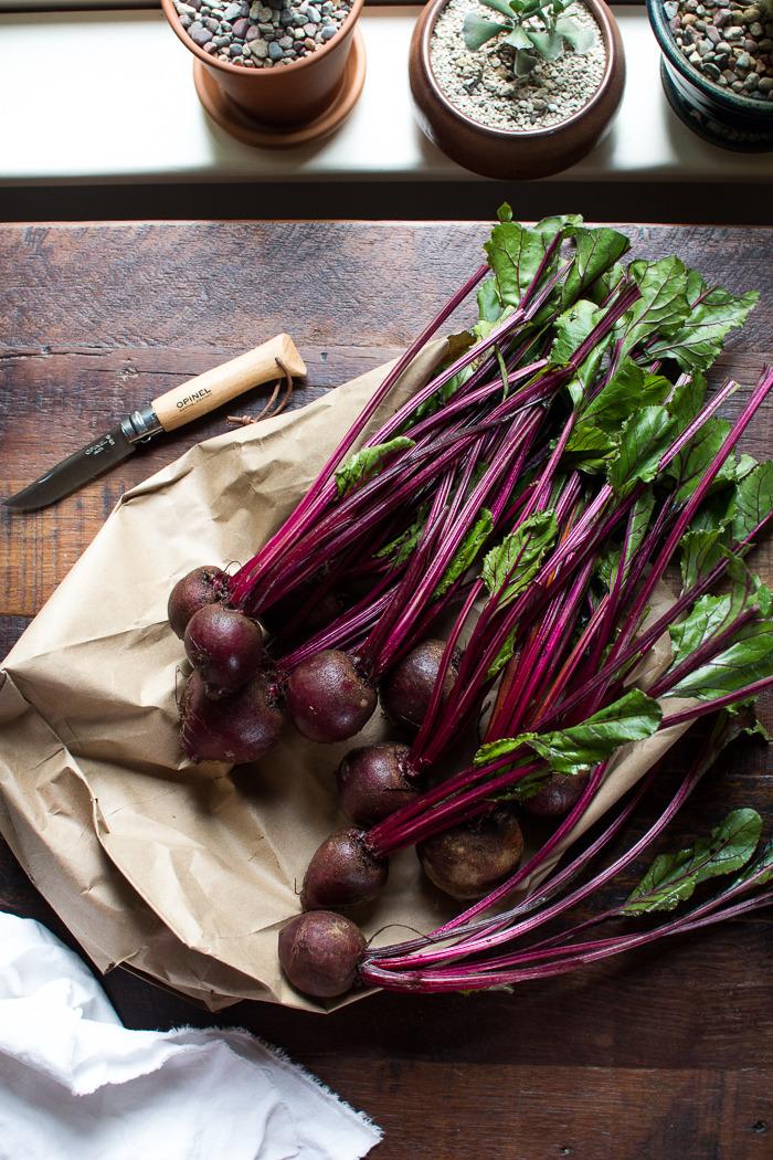 Beets @ Flourishing Foodie